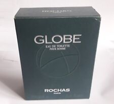 ROCHAS GLOBE  Eau de Toilette Edt Splash 100ml VINTAGE New PERFUME!