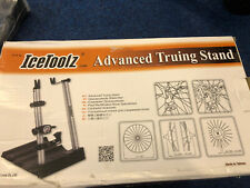 ICETOOLZ ADVANCED TRUING STAND,proffesional Wheel Truing.was £140