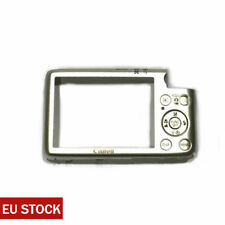 Canon IXUS 130 Back Rear Cover Silver CM1-6366 Original Part Camera EU STOCK