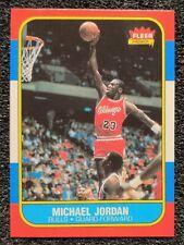 1986 Michael Jordan Rookie Card. Reprint Mint Condition!!