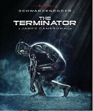 The Terminator New Sealed Blu-ray Arnold Schwarzenegger Linda Hamilton