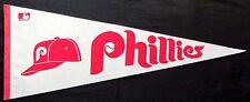 CIRCA 1969 PHILADELPHIA PHILLIES VINTAGE MLB PENNANT