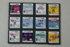 Nintendo DS Games Lot Of 12 Monster High