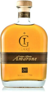 Marzadro Grappa Giare Amarone 0,7 l-Dest. Marzadro 41% vol.+ 2 GRATISFLASCHEN*