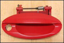 FRONT RIGHT / DRIVERS DOOR HANDLE (PHOENIX RED) Jaguar X-Type 2001-2010