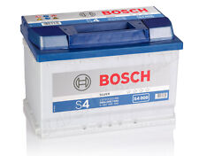 Autobatterie BOSCH  12V 74Ah 680 A/EN S4 009 74 Ah TOP ANGEBOT SOFORT & NEU