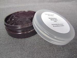 Repair Balm for Faded Worn Leather COLOUR Dye RESTORER Burgundy SOFA Armchair