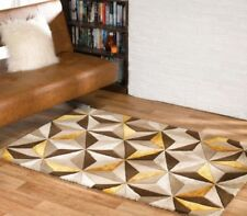 Tapis à motif Géométrique pour la maison, 180 cm x 180 cm