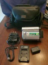 Sony Dcr-Hc62 Digital Tape Video Mini Dv Cam Recorder Optical Zoom & Accessories