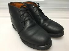 Timberland Men's Shoes Ankle High Boots Sz 8W Black Lace-Up