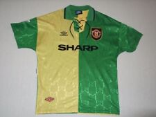 Umbro Shirt Only Manchester United Football Shirts (English Clubs)
