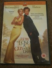 How To Lose A Guy In 10 Days (DVD, 2003)