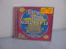 Party Tyme Karaoke GIRL POP 15 by Karaoke  Lady Gaga  Taylor Swift