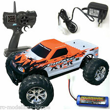 T2M Pirate Xtr Monster Truck Electric Radio Controll+Battery+Charger T4907
