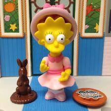 Playmates The Simpsons World of Springfield WoS Series 9 Sunday Best Lisa Figure