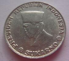 Indonesia 5 sen Sukarno 1962 Irian Barat