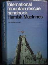 INTERNATIONAL MOUNTAIN RESCUE HANDBOOK HAMISH MACINNES Mountaineering Climbing