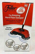 Fuller Brush Co. Rotating Hard Floor Sweeper