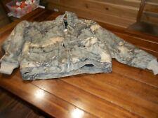 TRUESAGE Men's Large Insulated Camo Coat