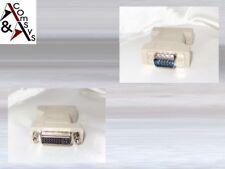 Adaptador DVI 24+5 hembra a VGA 15-pin conector Converter VGA male-DVI-I Female