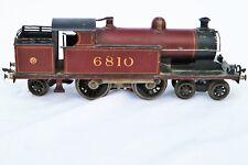 611J:Vintage Bassett Lowke 0 Gauge Precursor Electric 4-4-2  Locomotive  No.6810