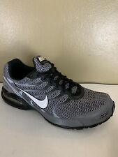 Nike Air Max Torch 4 Mens Size 12 Black Gray Running Walking Shoes 343846-012