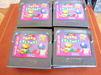 SEGA GAME GEAR PORTABLE - REGION FREE OFFERS/COMBINE - SUPER COLUMNS (TETRIS) 14