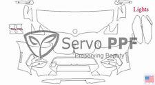Precut 3M PRO Series Clear Bra Kit for 20+ BMW X4M X4 M