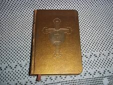 Vintage Christian Religious Book - The Catholic Missal, 1965