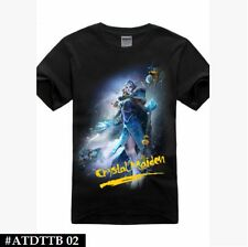 Dota 2 Crytal Maiden Gaming Tshirt S size