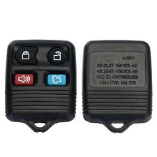 Keyless 4 Buttons Entry Remote Key Shell Case Cover For Ford Escape Escort Focus