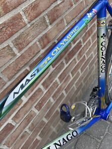 Colnago Master Olympic 94 Campagnolo 9 speed Groupset