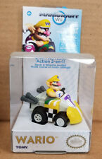 Tomy MARIO KART WII WARIO PULL BACK RACER OFFICIALLY LICENSED
