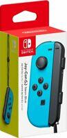 NEW Genuine Nintendo Switch Joy Con JoyCon Controller Single (Left) - Neon Blue