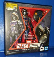 Bandai SH Figuarts Taskmaster Black Widow Film Movie Marvel Avengers Japan