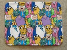 FLEECE STANDARD (TWIN) PILLOW COVER - JAKE AND FINN AND FRIENDS