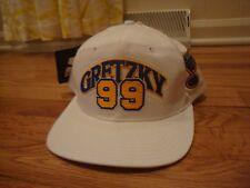 VTG St. Louis Blues snapback hat cap Starter Wayne Gretzky #99 90s 1996 Rare NWT