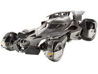 Hot Wheels - Elite - CMC89 - 1:18 Scale - Batman Vs Superman - Batmobile