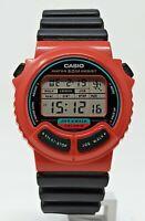 Orologio Casio jc-11 jog & walk calorie stop watch vintage casio clock corsa
