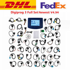 2018 Newest Digiprog3 Full set Digiprog 3 V4.94 Odometer programmer FREE DHL