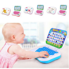 1x Baby Laptop Learning Study Toy Kids Educational Game Develop Skill Toddler