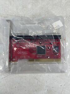 Adaptec Dual Channel Ultra IDE PATA ATA/133 PCI Controller Card ASH-1233 NEW