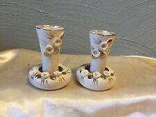 vintage 2 Tilso Napco candle sticks japan