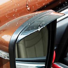 For 2015-2018 Nissan Murano Side Door Mirror Rain Guard Visor Shield Shade Cover