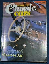 Thoroughbred & Classic Cars April 1985 Lotus 23B, Audi Quattro, Mercedes 300SL