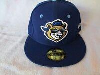 NEW ERA DAYTONA CUBS ROAD BASEBALL HAT CUBS CLASS A 59FIFTY BRAND SIZE 6 7/8