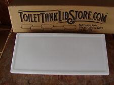 Kohler 84407 Memoirs Toilet Tank Lid WHITE color Stately version 18C
