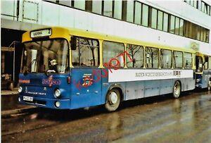 M118) Bus Foto Magirus Deutz. Konstanz Hohentwiel . KN-CZ 291. Omnibus 1984