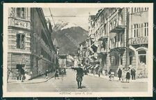 Bolzano Merano Vigile cartolina QT3102