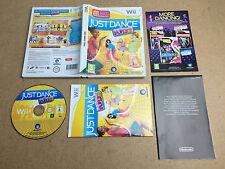 Just Dance Kids - Nintendo Wii TESTED/WORKING UK PAL